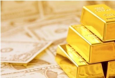 Vàng được hỗ trọ tại đường SMA 100 ngày