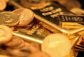 Chứng khoán tăng ghìm chân giá vàng