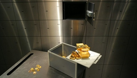 ECB đang là tâm điểm của thị trường vàng