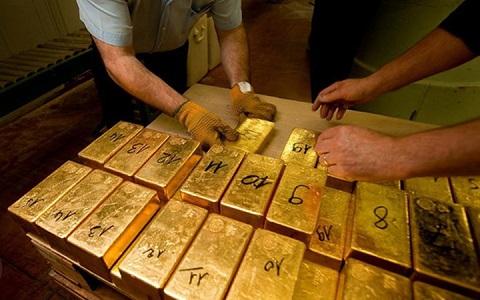 Vàng là liều thuốc cuối cùng chống bong bóng vỡ khi lợi tức trái phiếu giảm