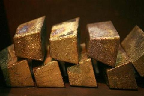 Thị trường vàng tuần tới hưởng lợi do lo ngại về tài chính toàn cầu