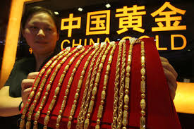 Trung Quốc sẽ tiêu thụ tới 1.000 tấn vàng vào năm 2017