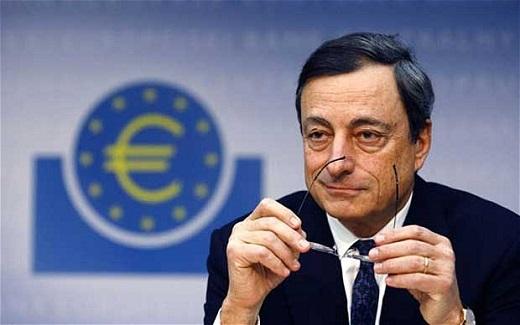 Theo đuổi mục tiêu kích thích tăng trưởng, ECB giữ nguyên lãi suất thấp kỷ lục