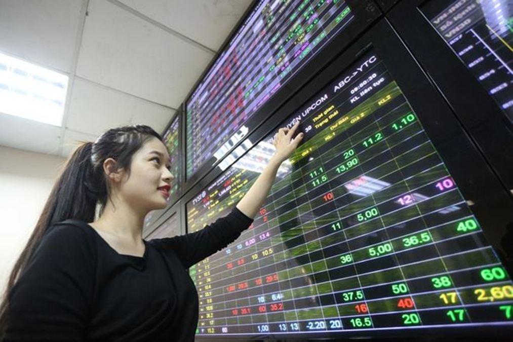 TTCK Việt sáng 29/5: VN-Index tăng hơn 2 điểm