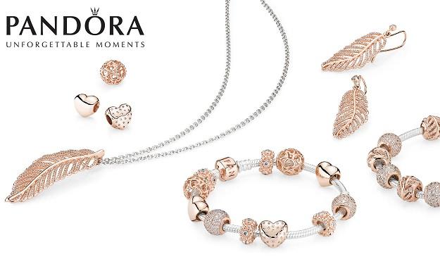 Pandora – Nhà bán lẻ trang sức lớn nhất thế giới sẽ sử dụng 100% vàng và bạc tái chế vào năm 2025