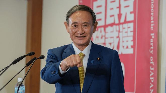 Ông Suga lên làm thủ tướng mới của Nhật Bản. Trong khi đó tổng thống Donad Trump bất bình với phán quyết có lợi cho Trung Quốc của WTO