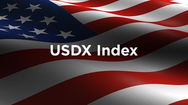 Nguyên nhân vàng tăng giá là do chỉ số USD Index giảm, chỉ số công bố về kinh tế sa sút
