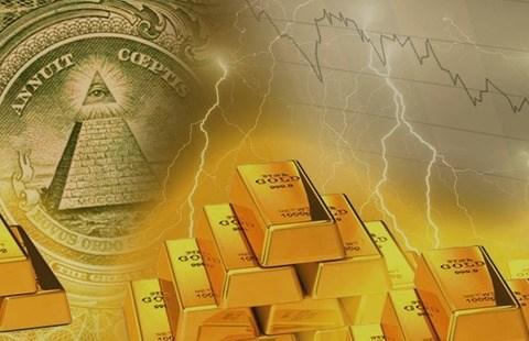Nhà đầu tư đồng loạt đặt lệnh bán, giá vàng có lúc rơi gần 70USD xuống đáy 2 tháng