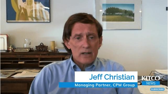 Jeff Christian giải mã lí do tại sao các NHTW ngừng mua vàng và dòng vốn vào ETF giảm mạnh