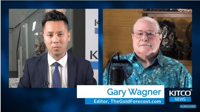 Cổ phiếu, giá vàng tăng trở lại; mua hay bán lúc này? Và đây là câu trả lời xuất sắc của Gary Wagner