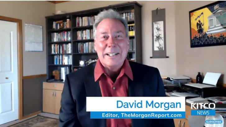 Giá bạc $100/oz: Khi nào và Tại sao chúng ta sẽ thấy nó – David Morgan