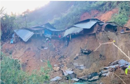 Quảng Nam lại thêm một vụ sạt lở núi, tang thương bao trùm