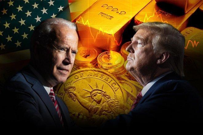 Tại sao vàng không hành xử như cách người ta nói về vàng? Vị thế 'trú ẩn an toàn' sẽ chỉ bắt đầu sau cuộc bầu cử ở Hoa Kỳ
