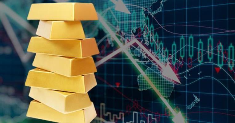 Bán tháo ồ ạt, vàng chạm mức thấp nhất kể từ cuối tháng 7