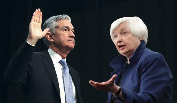 """Bộ đôi Powell-Yellen sẽ là """"cứu cánh"""" của thị trường vàng?"""