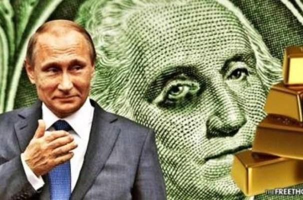 Ngân hàng trung ương Nga tiết lộ: Dự trữ vàng lần đầu tiên vượt qua mức nắm giữ đô la Mỹ