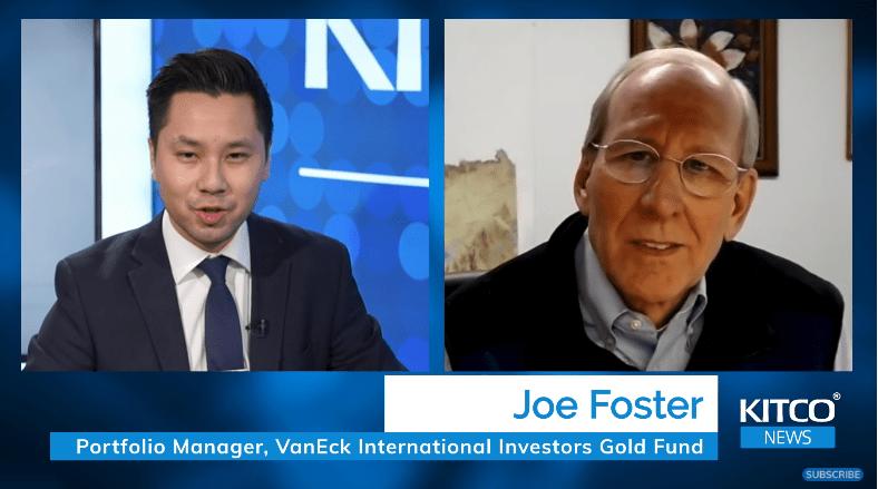 Joe Foster: Đừng làm ngơ với siêu lạm phát, giá vàng có thể lên 3400$