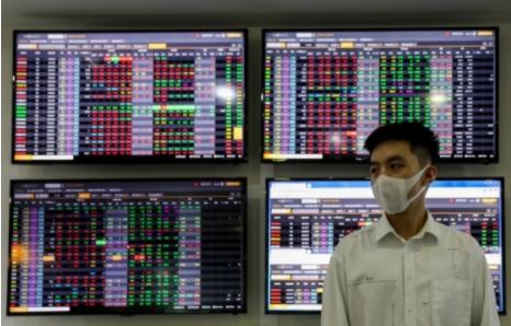 TTCK sáng 15/1: Sắc xanh bị thu hẹp, VN-Index tăng gần 4 điểm
