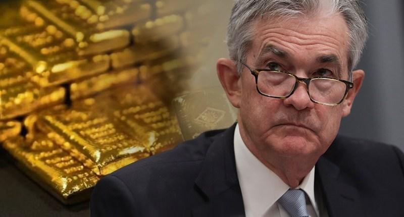 Vàng thế giới mất giá mạnh, tụt về gần 1820$