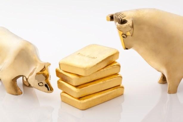 Vàng: (XAU/USD) sẽ vẫn trong thế giảm khi neo dưới ngưỡng kháng cự mạnh 1845$