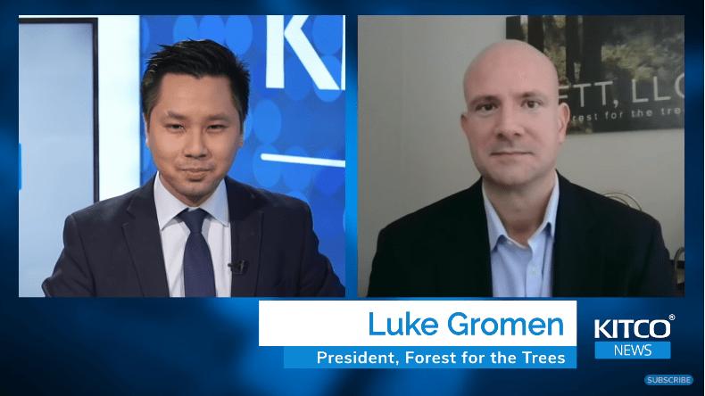 Luke Gromen: Tại sao giá vàng không ở mức 6 nghìn USD và tại sao nó được chính phủ 'quản lý' ?