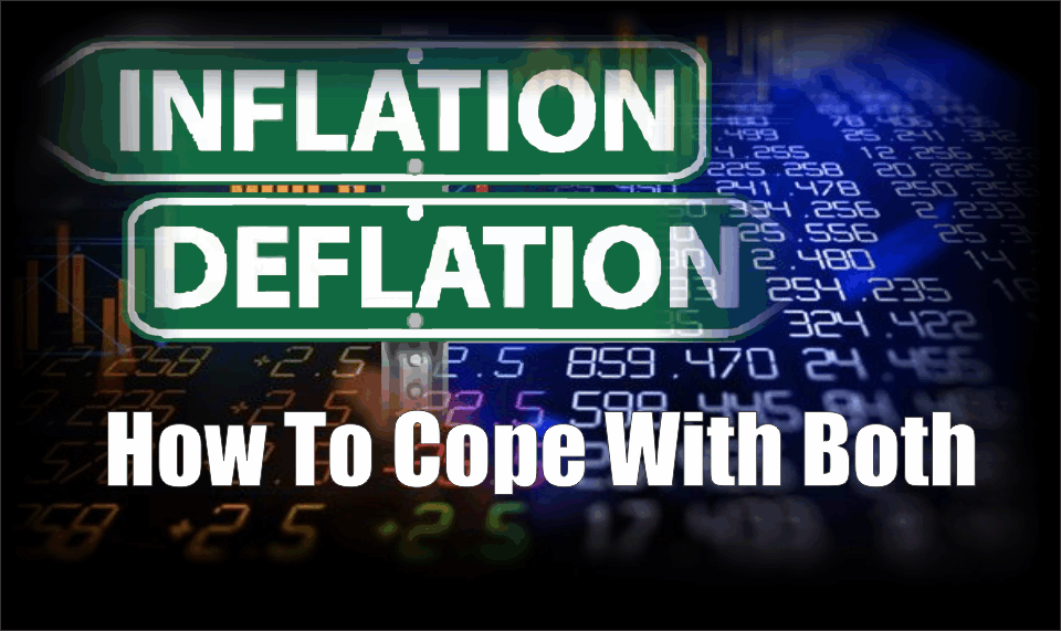 Lạm phát hay giảm phát? Vàng đều sẽ được hưởng lợi từ sự 'cực đoan' – WGC