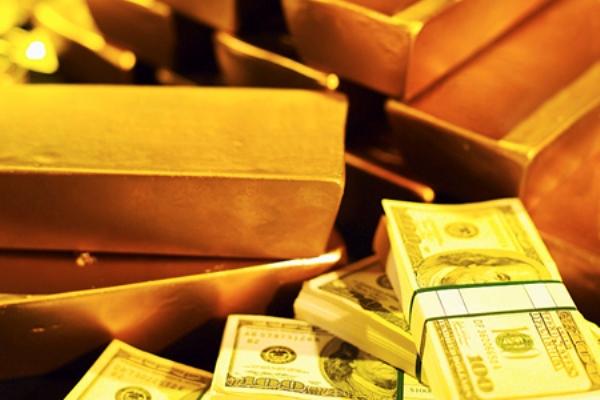 Sự cố web tại Mỹ khiến PPI ra muộn, vàng rung lắc tại vùng đỉnh tuần