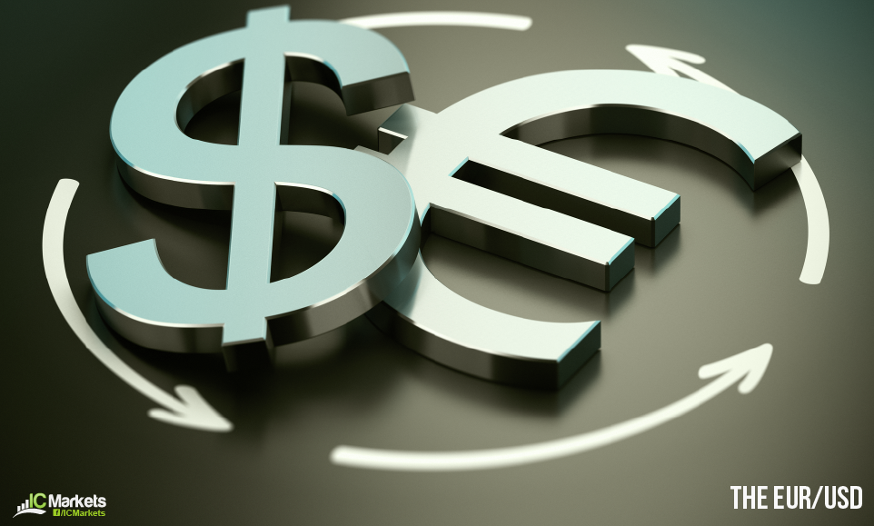 TT ngoại hối 12/4: EUR giảm dù dữ liệu bán lẻ tháng 2 khá tốt, đà tăng của USD bị kìm lại bởi ông Powell