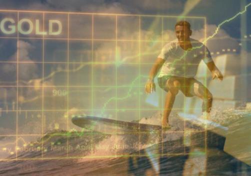 """Có nên mua """"lướt sóng"""" vàng lúc này?"""