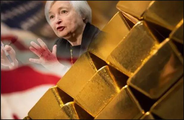 Bà Yellen bất ngờ 'diều hâu'; giá vàng bay ngay 1%