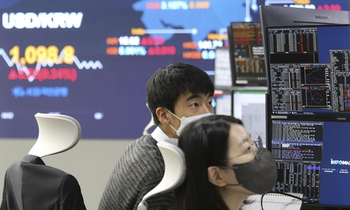 Sáng 7/5: Chứng khoán châu Á tăng trên diện rộng, cổ phiếu ngân hàng hút dòng tiền