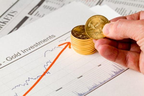 Vàng: (XAU/USD) nhắm đích 1840$, chỉ báo động lực cho thấy sự quá mua