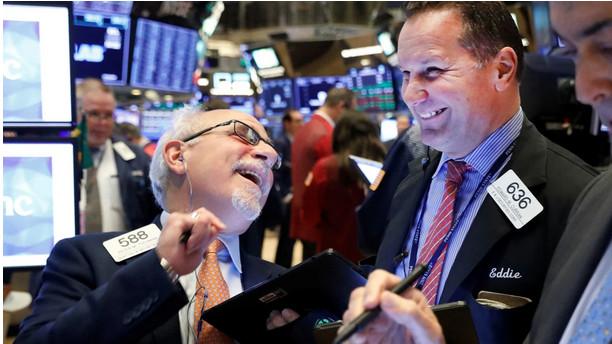 Phiên 14/5: Lực mua đẩy chứng khoán Mỹ tăng mạnh, cổ phiếu năng lượng hưởng lợi lớn từ giá dầu