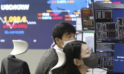 Sáng 17/5: CK châu Á trái chiều, cổ phiếu Nhật Bản giảm mạnh nhất