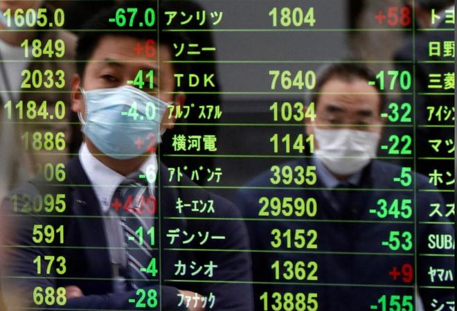 Sáng 18/5: CK châu Á rực rỡ sắc xanh, cổ phiếu Nhật Bản hồi phục thần kì dù GDP quý I khá xấu
