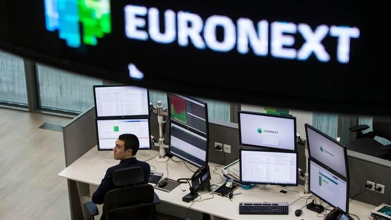 Phiên 10/6: Chứng khoán châu Âu giảm nhẹ trước khi ECB công bố quyết sách
