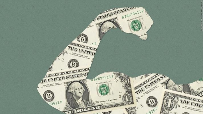 TT ngoại hối 22/6: USD tăng trở lại trước phiên điều trần của Chủ tịch Fed