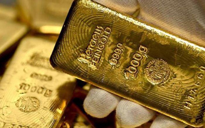 Vàng thế giới gần như đi ngang