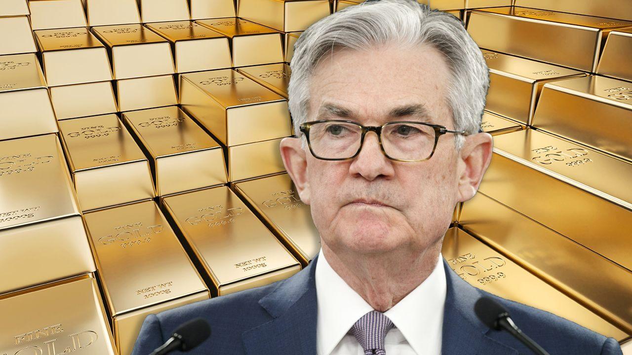 Vàng vọt lên 1815$ khi chủ tịch Fed Powell nói rằng Hoa Kỳ còn cách xa 'tiến bộ đáng kể hơn nữa'