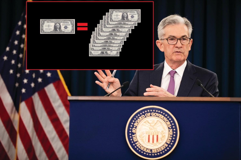 TT ngoại hối 29/7: Giọng điệu 'hiền hòa' của ông Powell đẩy USD xuống mức đáy tháng