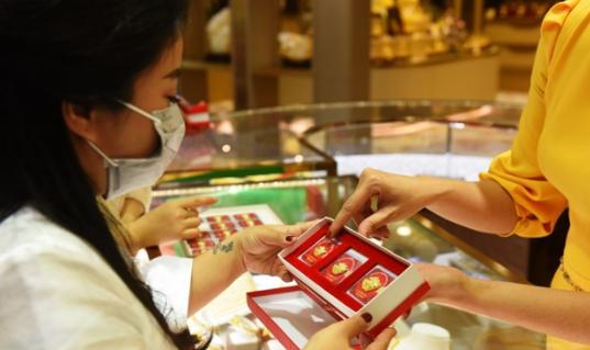 Nhu cầu tiêu dùng vàng tăng ở Việt Nam