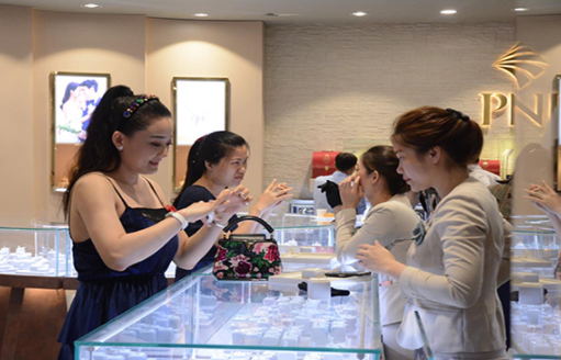 PNJ lỗ 78 tỷ đồng trong tháng 8, tạm đóng hơn 270 cửa hàng, doanh thu vàng miếng vẫn tăng