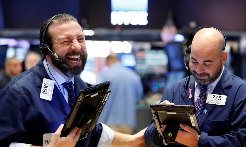 Chứng khoán Mỹ tăng 2% trong tuần, Dầu thô Brent vượt ngưỡng 85USD