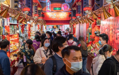 GDP quý III của Trung Quốc tăng 4,9% – con số gây thất vọng